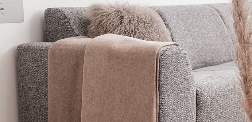 alpaca plaid bruine kleurentrends 2021-22