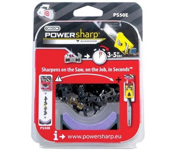 Oregon PowerSharp zaagketting met slijpsteen