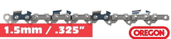 Oregon 1.5mm .325 zaagketting en zaagblad