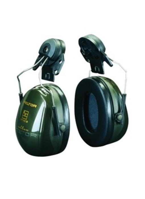 Peltor Optime 2 oorkappen voor bevestiging op helm
