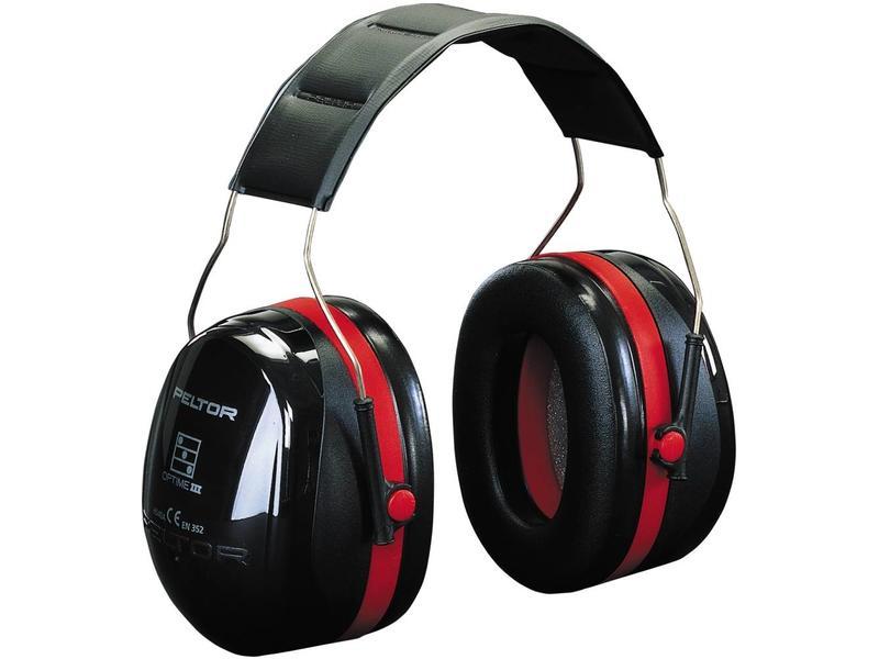 Peltor Optime 3 oorkappen