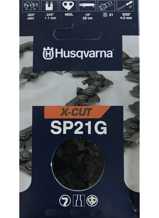Husqvarna X-CUT SP21G 1.1mm .325 mini