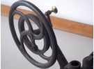 Verkauft: Handrad für Uhrmacherdrehmaschine