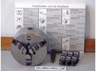 Sold: Emco self centering 3-jaw chuck ø140mm for Emco Maximat Super 11 or Emco Compact 10
