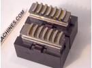Verkauft: Bison 2-Backen Drehfutter 3105-160