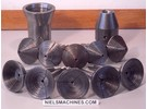 Sold: Lorch Step Collets Set and Ring Collets Set ø16mm Shank