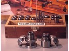Sold: Emco Compact 5 ESX-25 Collet holder 200 040 & 200 050 with Collet set