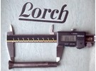 Sold: Lorch ø12.5mm Collet Set 40 pieces + 6 accessory pieces