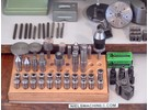 Sold: Schaublin 70 High Precision Lathe with collection accessories