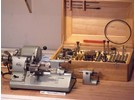 Sold: Boley F1 Precision 8mm Lathe with Accessories