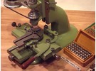 Sold: Henri Hauser 8mm Milling Machine