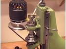 Verkauft: Henri Hauser Uhrmacher Fräsmaschine ø8mm