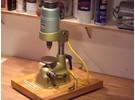 Sold: Sensitive Wachmaker Drill Press