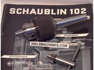 Verkauft: Schaublin 102 Bohrfutter 0-13mm MC2 (NOS)