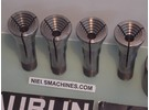 Sold: Schaublin 102 W20 Step Collet Set Complete Size 1