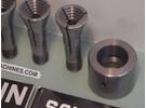 Sold: Schaublin 102 W20 Step Collet Set Complete Size 1