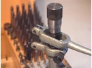 Verkauft: Boley Triebnietmaschine mit Steineinpressvorrichtng 173gP