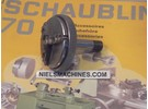 Sold: Schaublin 70 Pratt Burnerd 3-Jaw Chuck 63mm W12
