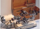 Sold: G. Boley 8mm Flume F53 watchmaker's lathe