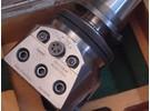 Verkauft: Wohlhaupter UPA3 Universal Plan und Ausdrehkopf mit SK40 Deckel S20x2
