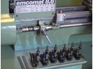 Emcomat 8.6 Drehbank mit Fräsvorrichtung