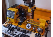 Emco Compact 5 Lathe with Milling Attachement