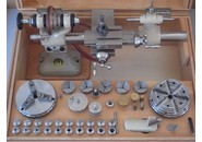 Bergeon Sold: Bergeon 1766 Model A Lathe