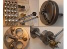 Boley Leinen Reform 8mm Uhrmacher Drehbank
