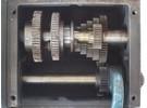 Emco Maximat V10-P Unterteile: Quick change gearbox M (Metric)