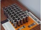Schaublin W20 Spannzangen 0.5-20mm 40 Stück