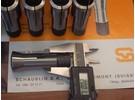 Schaublin W20 collets 0.5-20mm 40 pieces