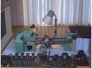 Lorch LAS 65 mmx 285mm Precision Screwcutting Lathe (1971)