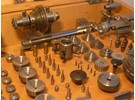 Star (Swiss) 8mm watchmaker lathe in original box