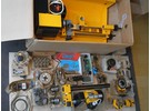 Emco Compact 5 with Milling Attachment and Accessories