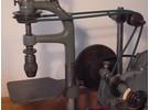 Sold: G. Boley Mini Precision Drilling and Grinding Machine