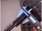 "Sold: Pratt Burnerd 8"" Power Chuck with draw tube"