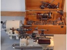 G. Boley 8mm Flume F53 watchmaker's lathe