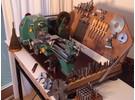 Lorch LAS 65x285mm Precision Screwcutting Lathe (1962)