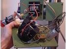 Emco FB2 Vertikale Fräsmaschine und Bohrvorrichtung