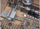 Verkauft: Boley Leinen 8mm WW-bed Uhrmacherdrehbank