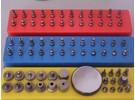 Chatons SA 4mm Steinpresse