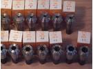 Sold: Schaublin ISO 40 Collet Set