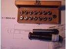 Sold: Rego Fix Schaublin ERX20 ER20 collets and colletholder