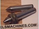 Sold: Gepy 2 Morse Taper Hollow Centre and normal Centre