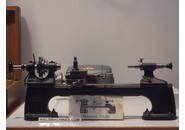 Verkauft: Hazemeyer HH Uhrmacher Drehbank 8mm