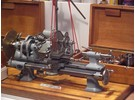 Sold: Boley Leinen A1L ø8mm Backgeared and Screwcutting Lathe with Accessories