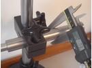 Messuhr Ständer mit Mahr Messuhr Micrometer