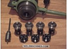 Sold: Emco Maximat Super 11 Quick Collet Closer SSF 20
