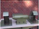 J Schmalz Double Ended Polishing Unit