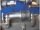"""Verkauft: WIT (Swiss) Zapfenrollierstühle mit """"spool propulsion apparatus"""""""
